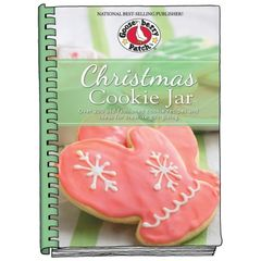 Christmas Cookie Jar COOKBOOK ( Photo Edition )