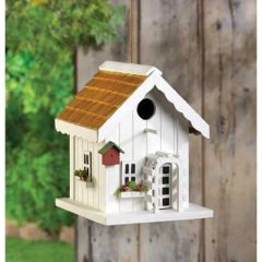 Happy Home Bird House
