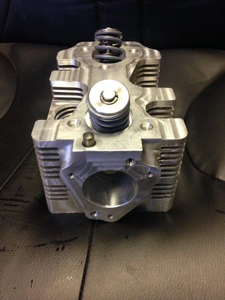 1970 Porsche 911 Engine Head Part