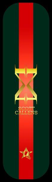 Scott Callens pro model