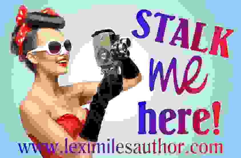 Lexi Miles Author Links for Social Media and All Things Lexi