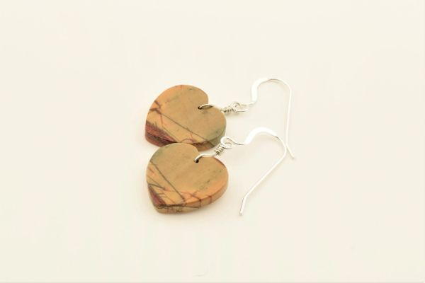Picture jasper hearts perfect for Valentines day.