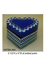 Heart-shaped box #4