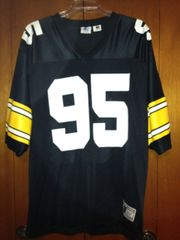 Greg Lloyd Pittsburgh Steelers Football-NFL Jersey Size: 52-XL