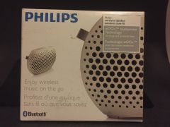 Philips SBT10 Mini Bluetooth Speaker