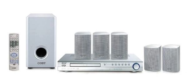 Coby DVD 815