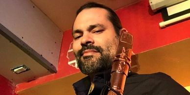Joel Antonio plays Westcoast Sax Mouthpieces