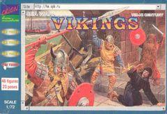 1/72 Vikings Sea Warriors VIII-XI Century (46) - Orion 72004
