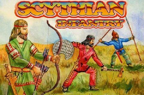 1/72 Scythian Infantry VII-II Century AD (48) - Orion 72025