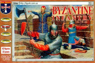 1/72 Byzantine Infantry (42) - Orion 72027