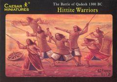1/72 Battle of Qadesh 1300BC Hittite Warriors (42) - Caesar 08