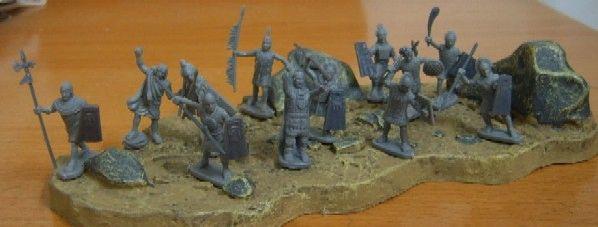 1/72 Inca Warriors (42) - Caesar 26