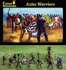 1/72 Aztec Warriors (33) - Caesar 28