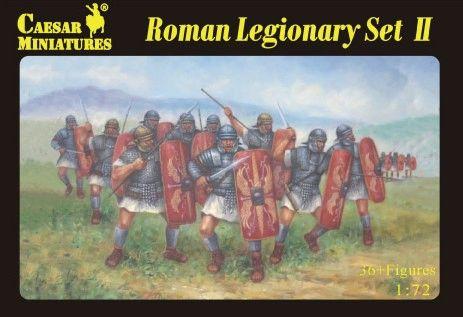 1/72 Roman Legionary Set #2 (36) - Caesar 51
