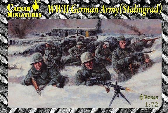 1/72 WWII German Army Stalingrad (19) - Caesar HB9