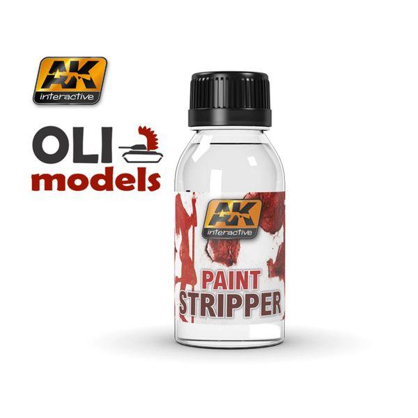 Paint Stripper 100ml Bottle - AK Interactive 186