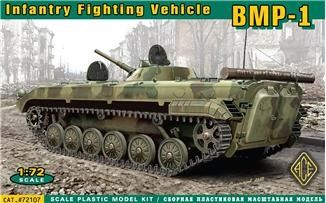 1/72 Soviet BMP1 Infantry Fighting Vehicle - ACE 72107