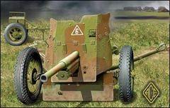 1/72 Soviet 45mm Anti-Tank Gun Model 1937 - ACE 72242
