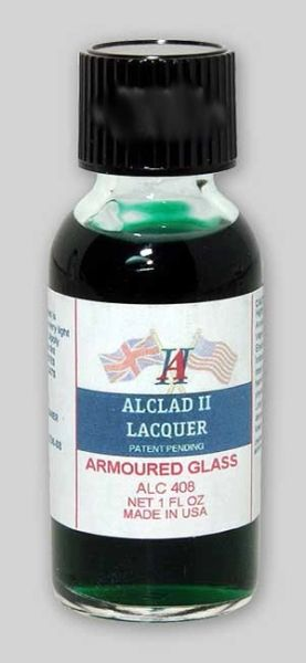 1oz. Bottle Armored Glass Tint Lacquer - ALCLAD 408