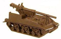 1/87 M40 Tank w/155mm Self-Propelled Gun - Herpa 104