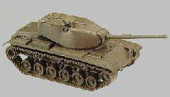 1/87 M60/M60A1 Tank - Herpa 181