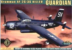 1/72 AF2S/3S Killer Guardian USN Bomber - ACE 72305