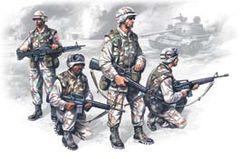 1/35 US Elite Forces Iraq (4) - ICM 35201