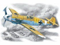 1/48 WWII Messerschmitt Bf109F/4Z Trop Fighter - ICM 48105