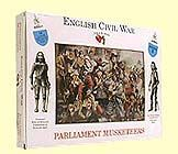 1/32 English Civil War: Parliament Musketeers (16) - A Call to Arms 05