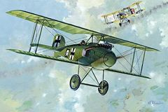 1/72 Albatros D I BiPlane Fighter - Roden 1