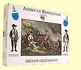 1/32 American Revolution: British Grenadiers (16) - A Call to Arms 08