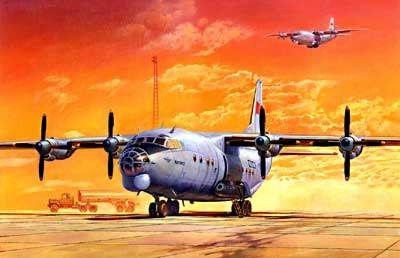 1/72 AN12BK Cub Transport Aircraft - Roden 42