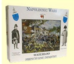 1/32 Napoleonic Wars: French Line Infantry (16) - A Call to Arms 17