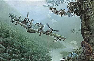 1/48 OV1A/JOV1A Mohawk Vietnam/Later era Armed Observation & Intelligence USAAF Aircraft - Roden 406