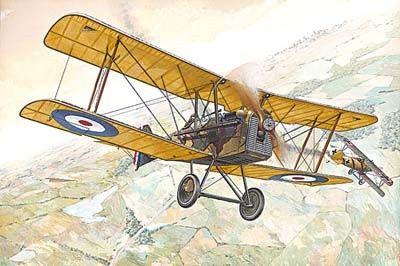 1/48 SE5a WWI RAF BiPlane Fighter - Roden 419