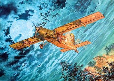 1/48 Fairchild AU23A Peacemaker AF Aircraft - Roden 439