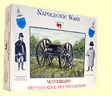 1/32 Napoleonic Wars: British 9-Pdr Cannon (1) - A Call to Arms 23