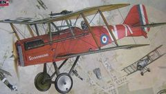 1/32 SE5a WWI RAF BiPlane Fighter - Roden 607