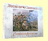 1/72 American Civil War: 1861 Confederate Infantry (32) - A Call to Arms 54