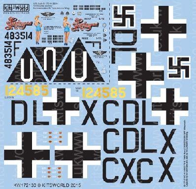 1/72 B17G Sentimental Journey Commemorative AF Arizona, B17F Wulfe Hound 360BS/303BG Hells Angels - WBS-172130