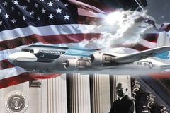 1/144 VC118 The Independence Presidential Aircraft - Roden 307