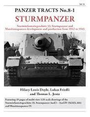 Panzer Tracts No.8-1 Sturmpanzer