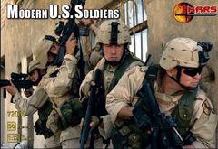 1/72 Modern US Soldiers (45) - MARS 72003