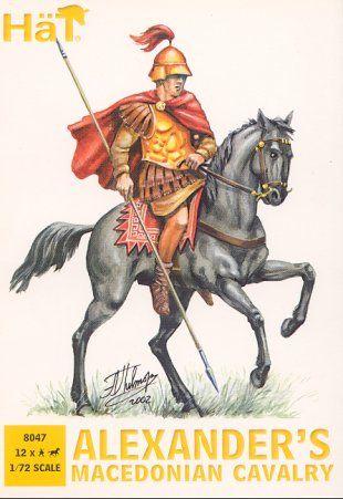 1/72 Alexander's Macedonian (12 mtd) - HAT-8047
