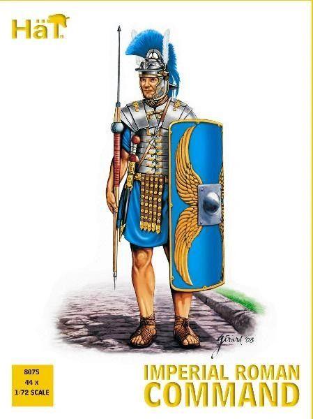 1/72 Roman Command (44) - HAT-8075