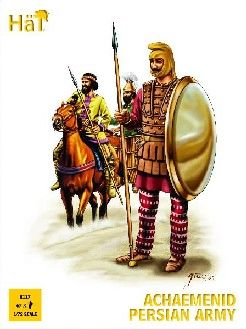 1/72 Achaemenid Persian Army (67 & 16 Horses) - HAT-8117