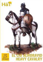 1/72 El Cid Almoravid Heavy Cavalry (12 Mtd) - HAT-8247