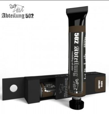Weathering Oil Paint SEPIA 20ml Tube - Abteilung 502 ABT002
