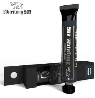 Weathering Oil Paint SMOKE 20ml Tube - Abteilung 502 ABT005