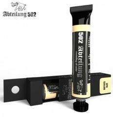 Weathering Oil Paint Buff 20ml Tube - Abteilung 35